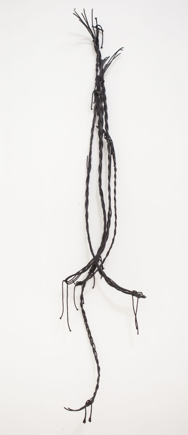 Hassan Sharif, Weaving No 47, 2015