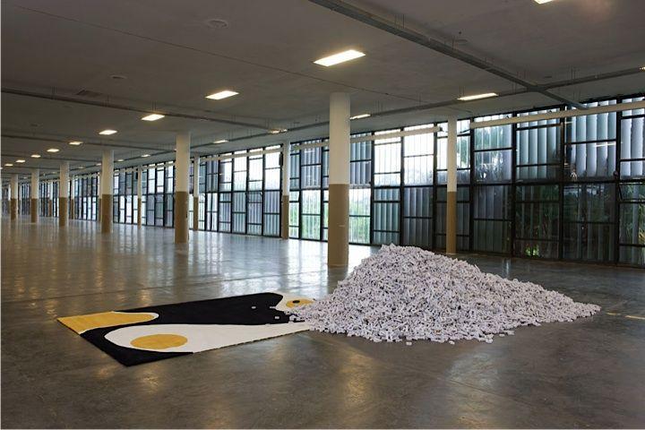 Catalogo, 2009Mixed mediaInstallation view,28 Bienal de São Paulo (2009)