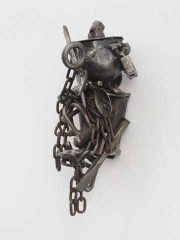 Melvin Edwards, Lo (For Locardia Ndandarika), 1997