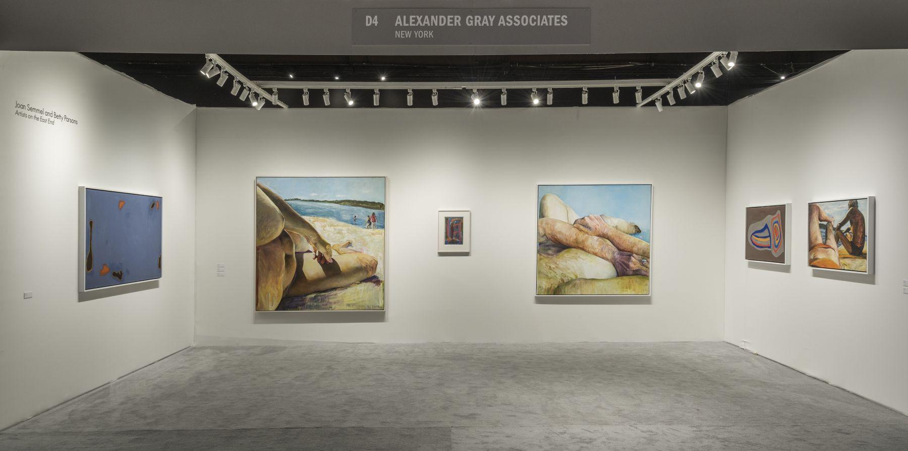 Alexander Gray Associates, ADAA:The Art Show 2019