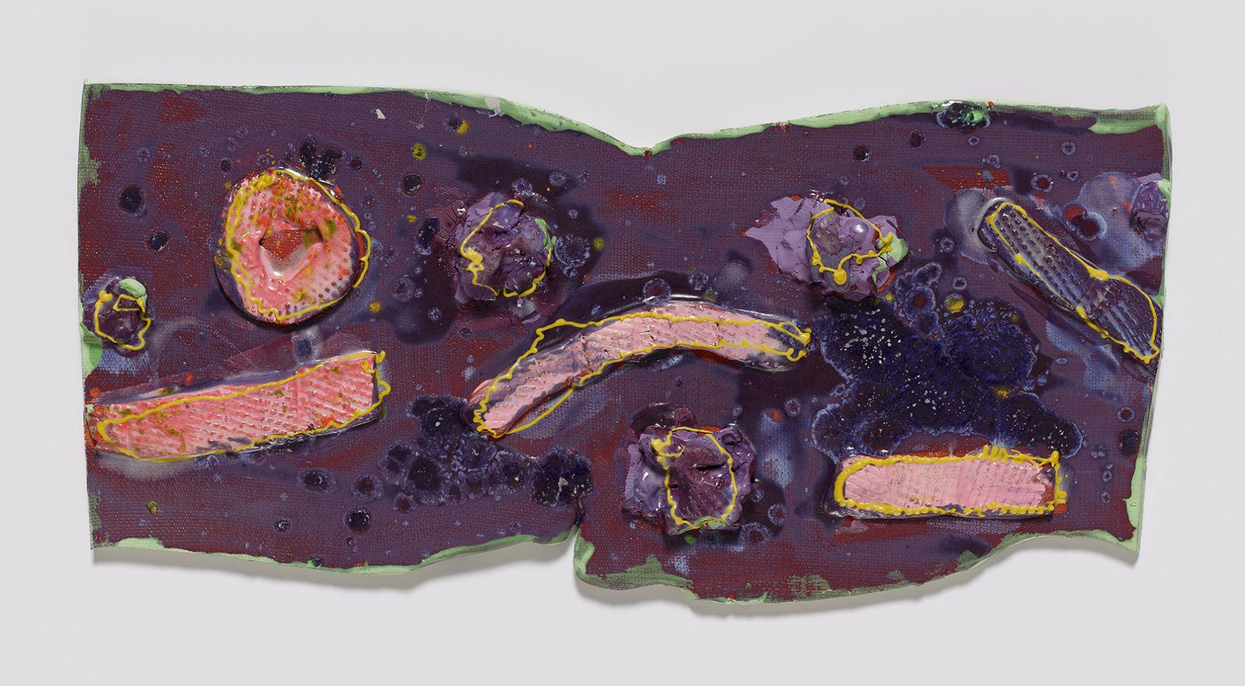 Colin, 2016, Terracotta and glaze
