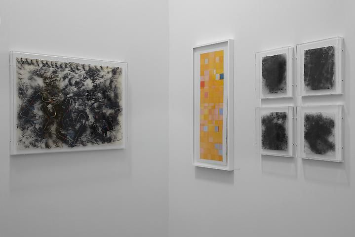 Jeremy Gilbert-Rolfe and Jack Whitten
