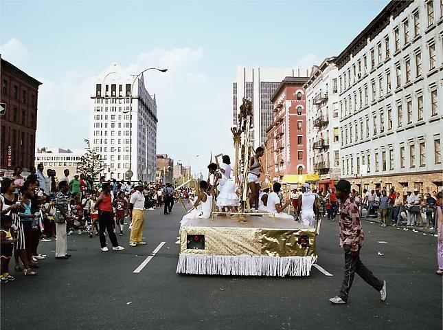 Lorraine O'Grady, Art Is. . . (Float on 125th Street) (1983/2009)