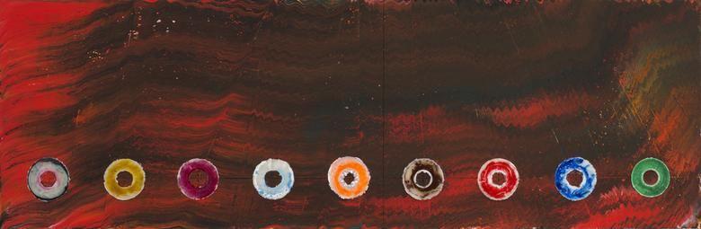 Nine Cosmic CDs: For The Firespitter (Jayne Cortez) (2013)