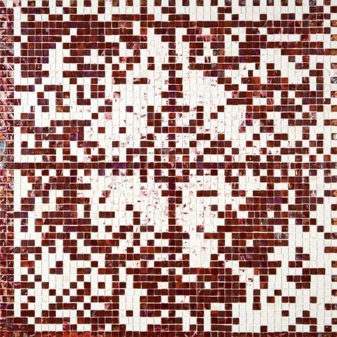 E-Stamp III (Red Velvet: For Marcia Tucker) (2007)