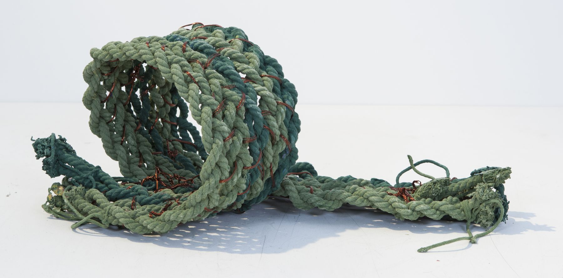 Hassan Sharif, Weaving No. 2, 2014