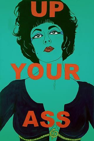 Up Your Ass: from the Liz Taylor Series (Cleopatra) (2006)