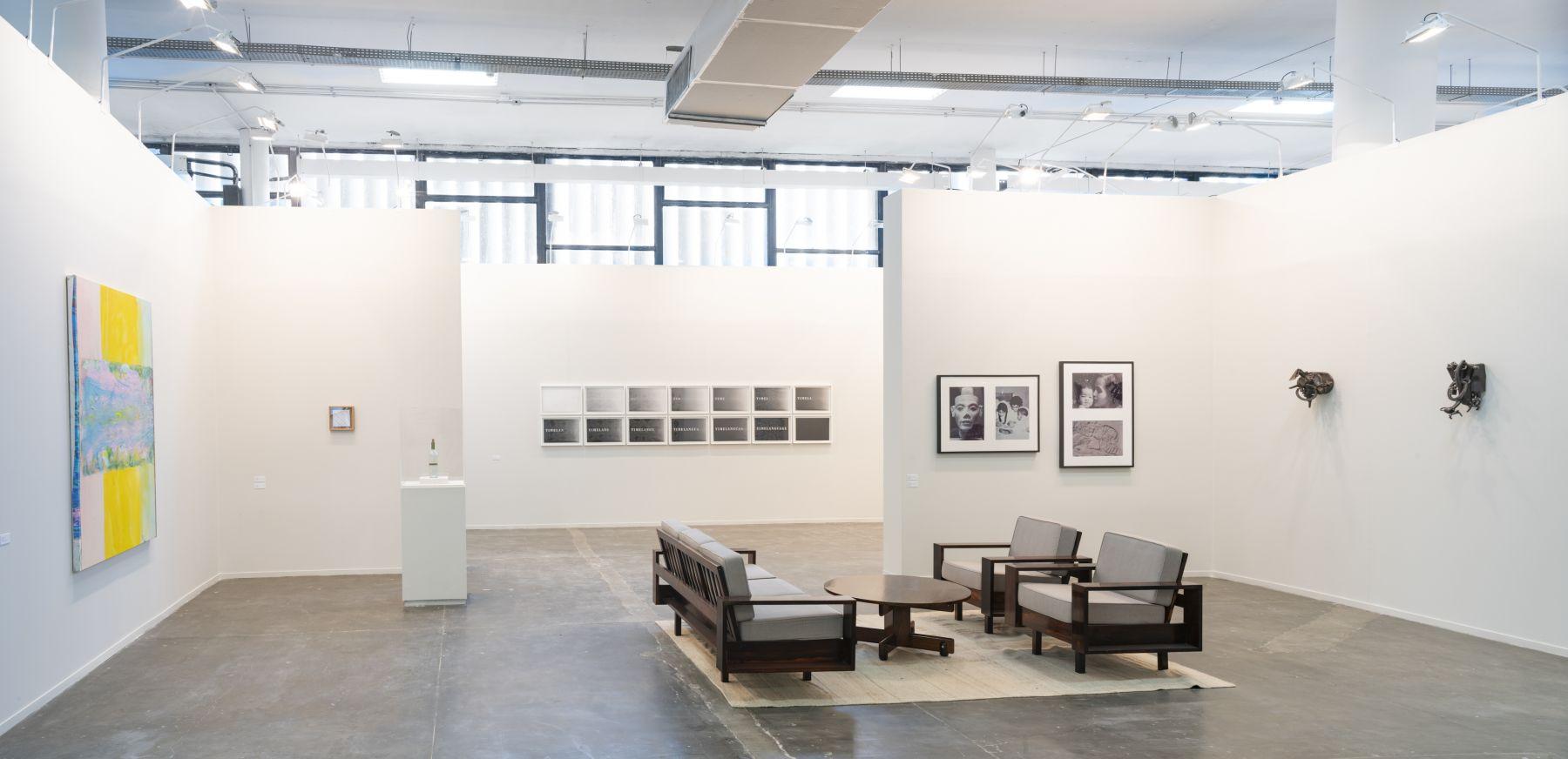Alexander Gray AssociatesSP-Arte 2018Installation view