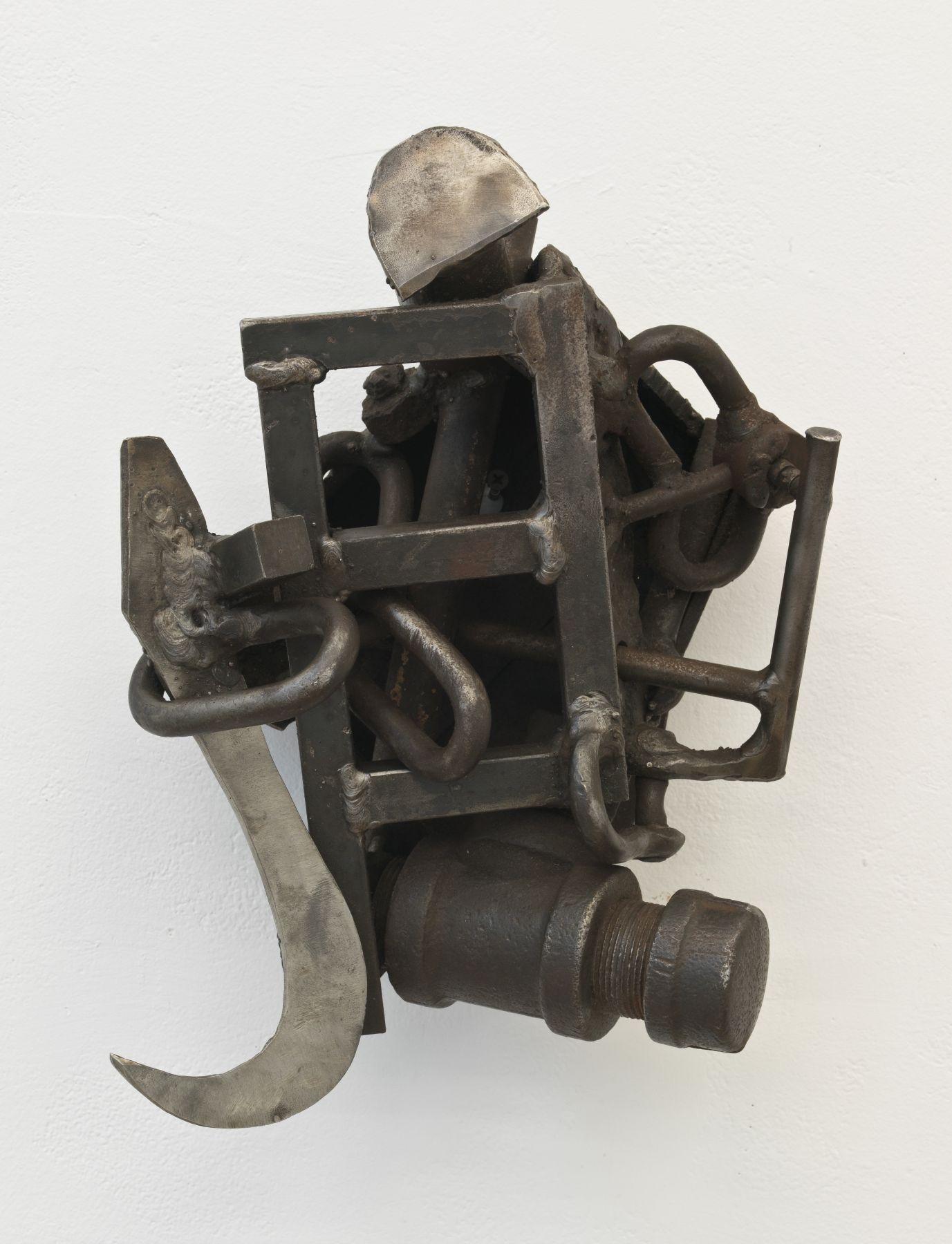 Numunake, 1993, Welded steel