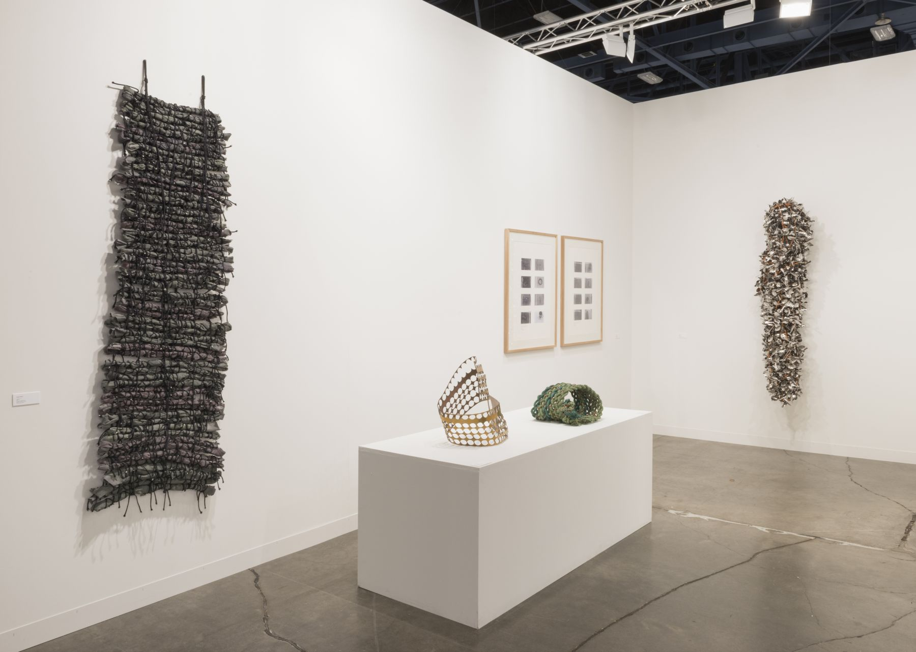 Alexander Gray AssociatesArt Basel Miami Beach 2015Installation view