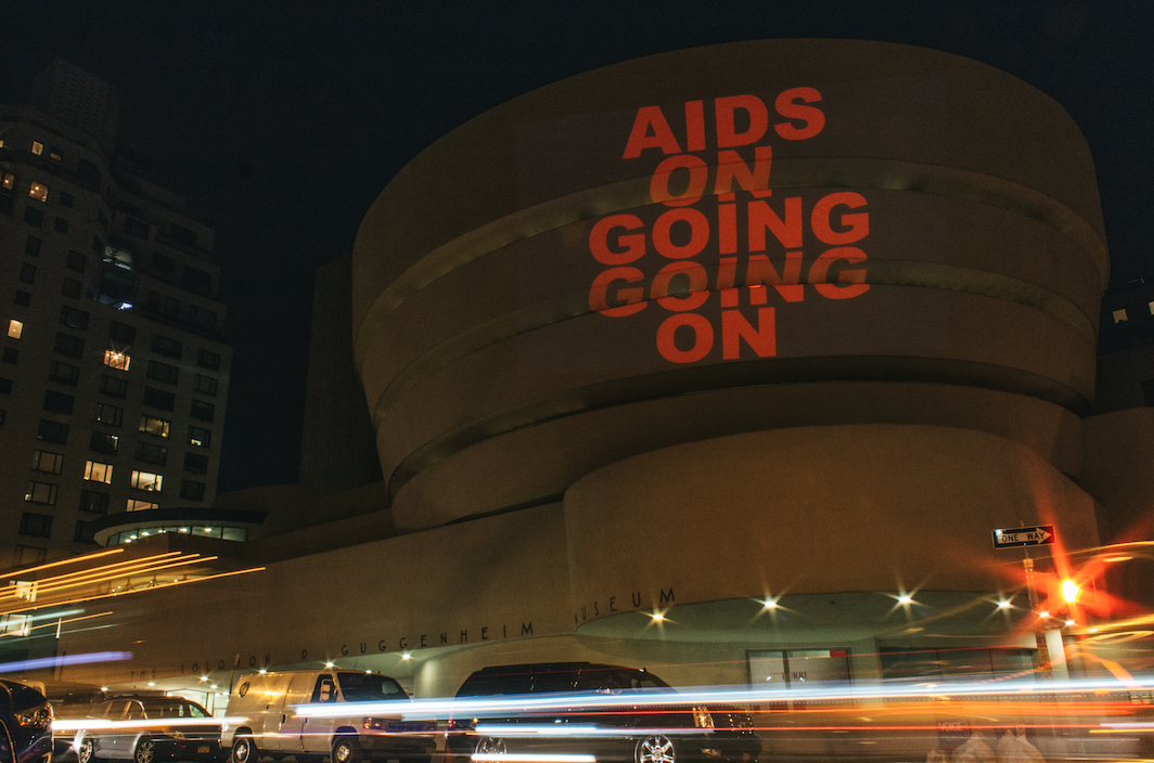 AIDS, On Going, Going On, 2015
