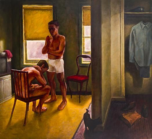 Hugh Steers, Blue Uniform (1991)