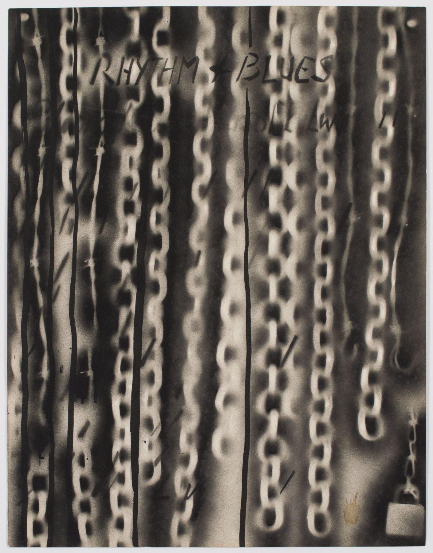 Melvin Edwards, Rhythm and Blues, c. 1975