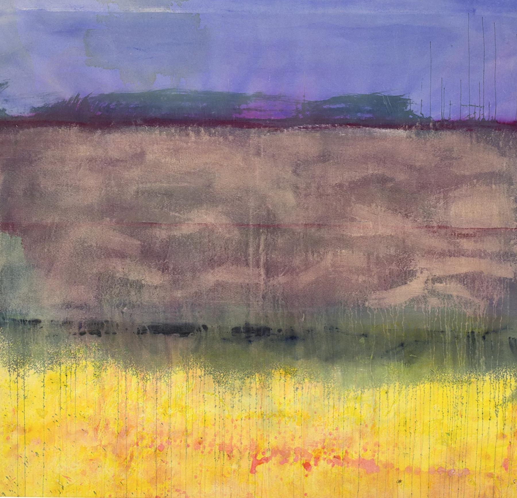 Anne's Roraima, 2016, Acrylic on canvas