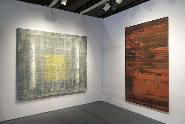 Jack Whitten ADAA Art Show 2014