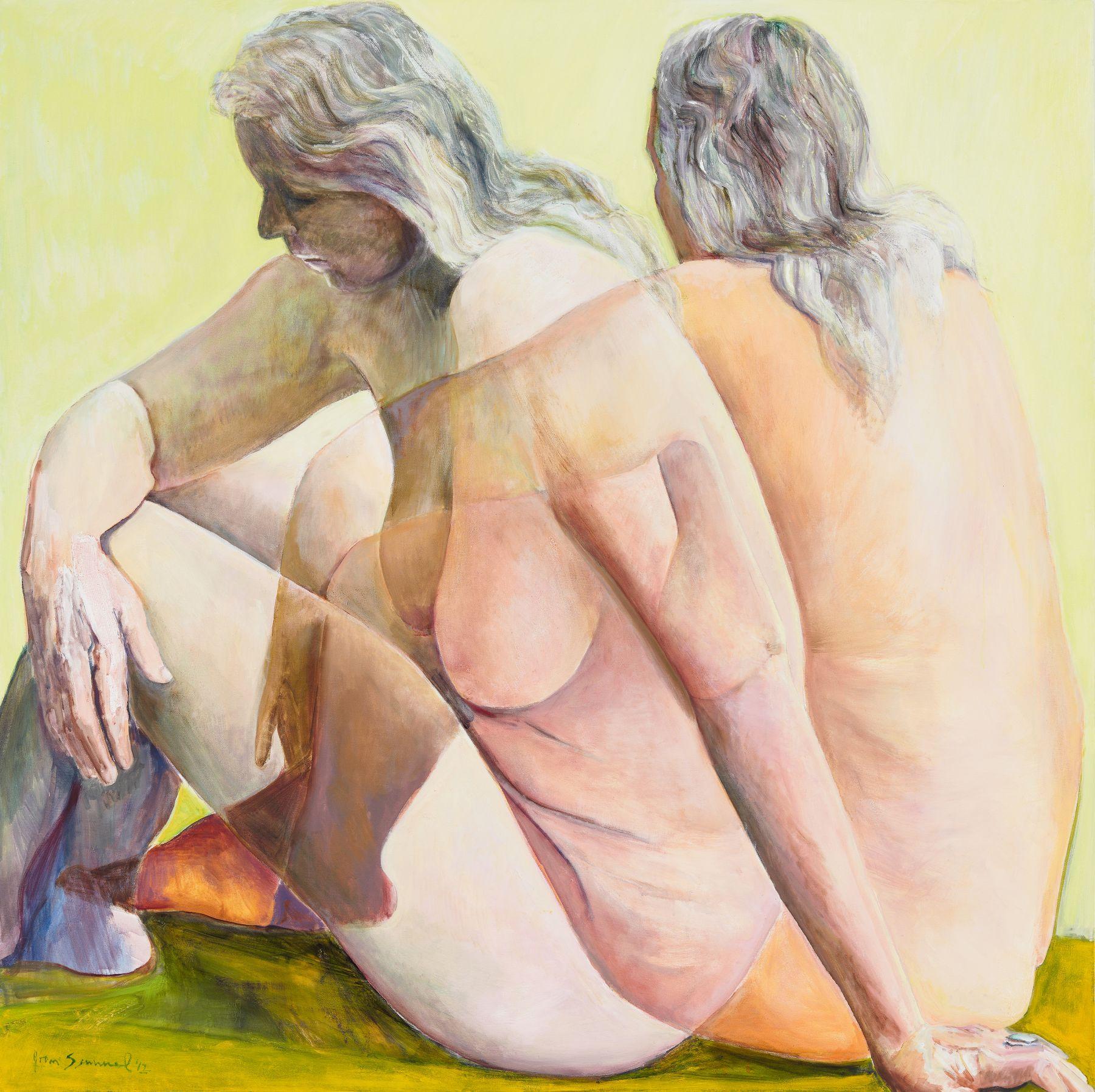 Reverie, 2012, Oil On Canvas