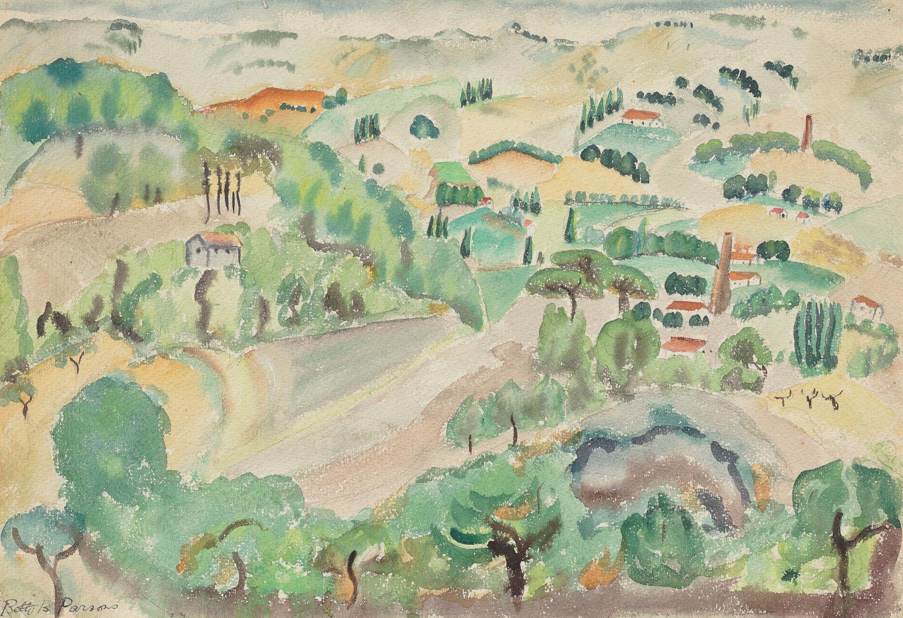 Aix en Provence (1927)