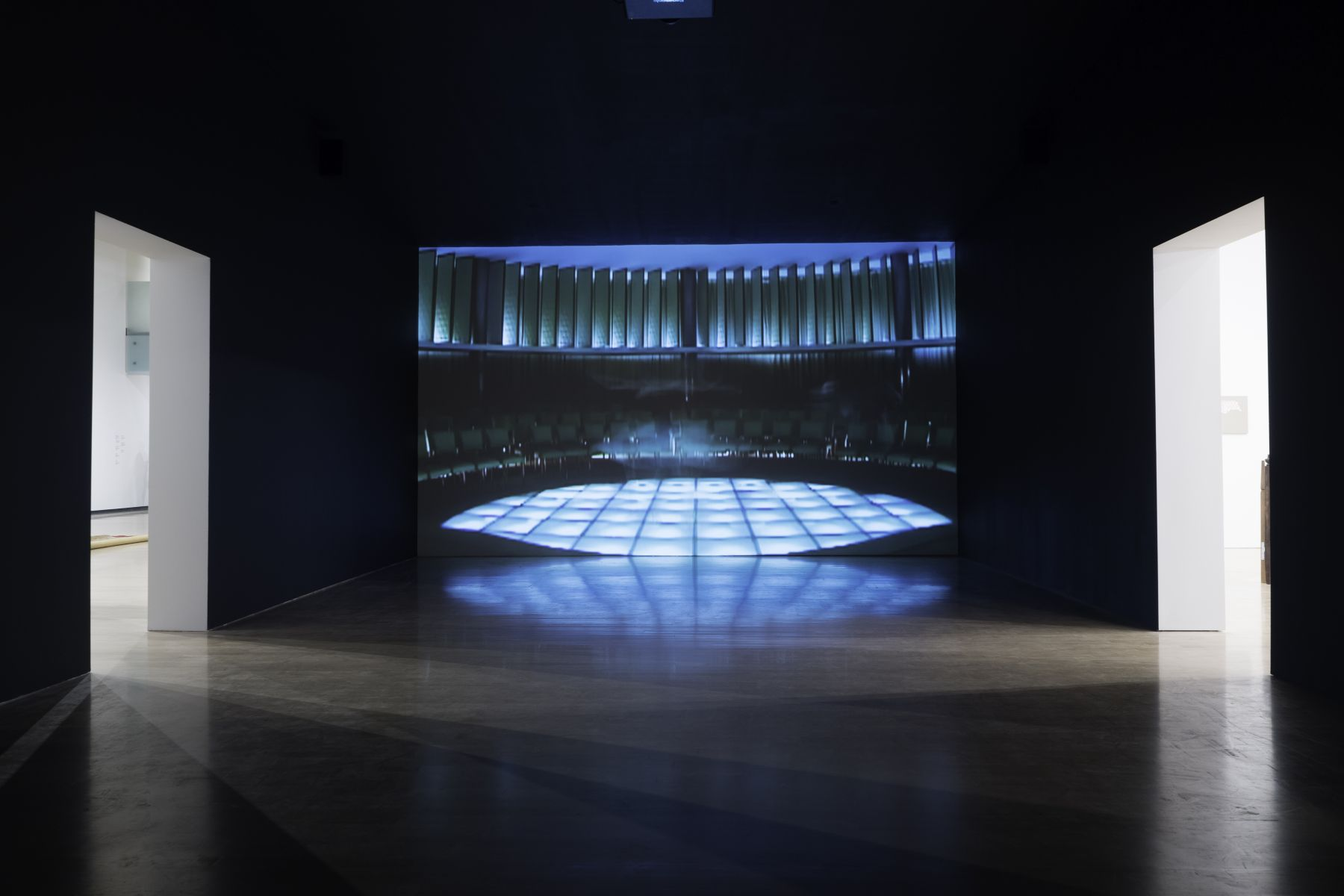 Valeska Soares: Any Moment Now, installation view, Phoenix Museum of Art (2018)