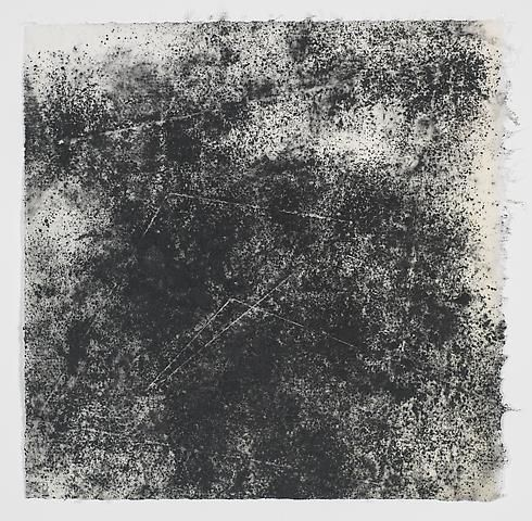 Jack Whitten, Target (In & Out) #12 (2011)