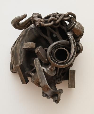 Melvin Edwards, Because of Struggle, 1992