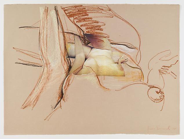 Joan Semmel, Untitled (1978)