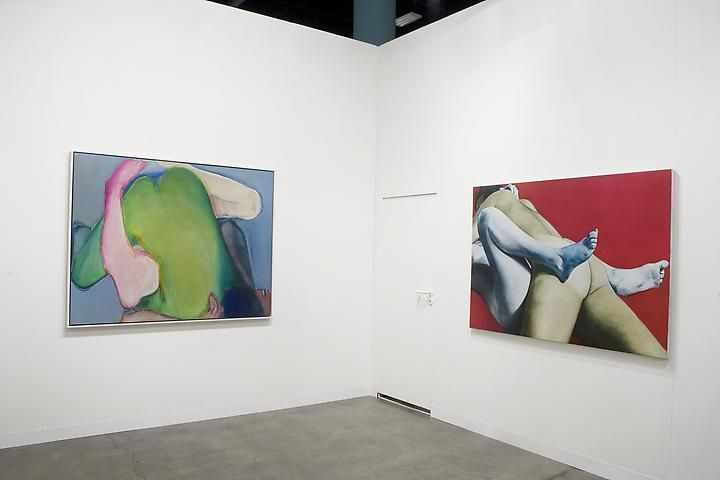 Green Heart (1971); Red White and Blue (1973)
