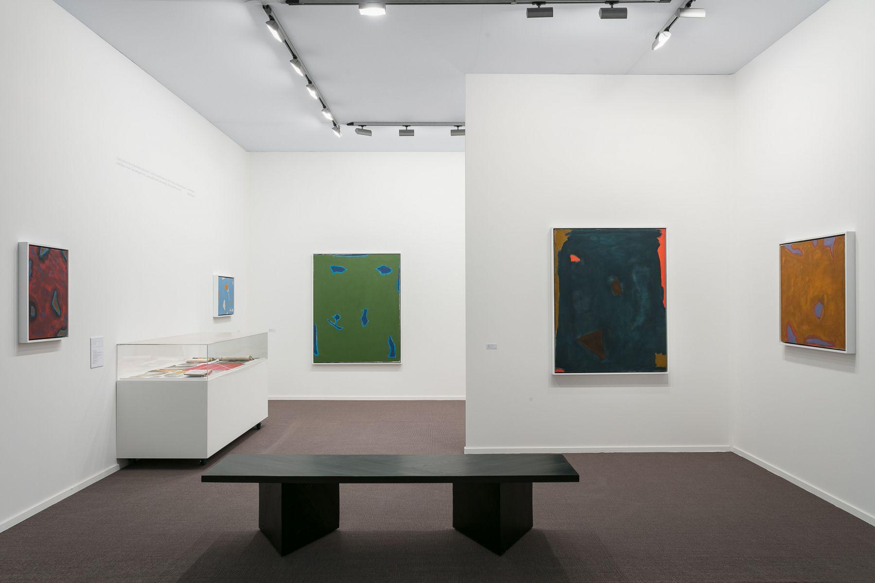 Alexander Gray AssociatesFrieze Masters 2017Installation view