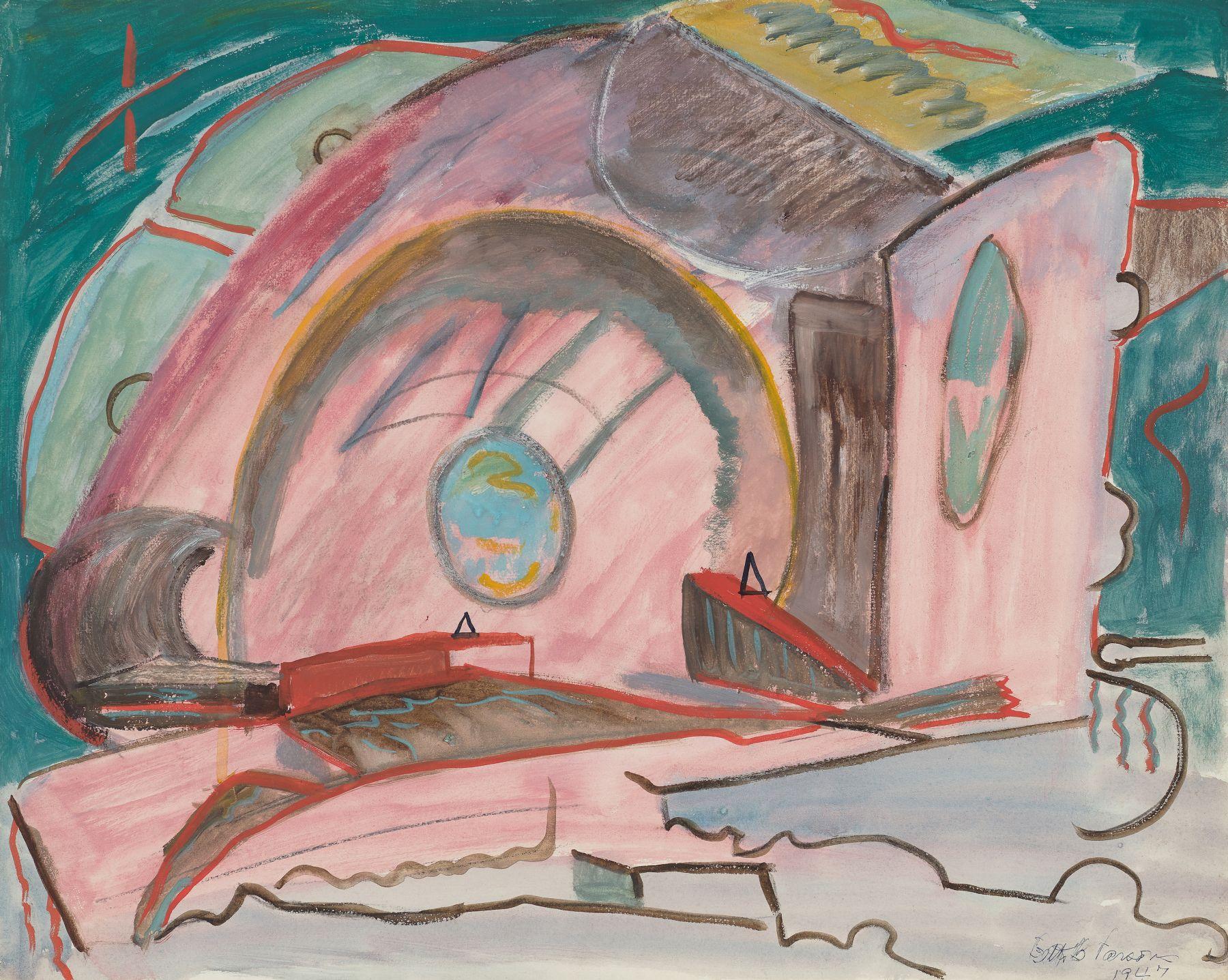 The Circle (1947)
