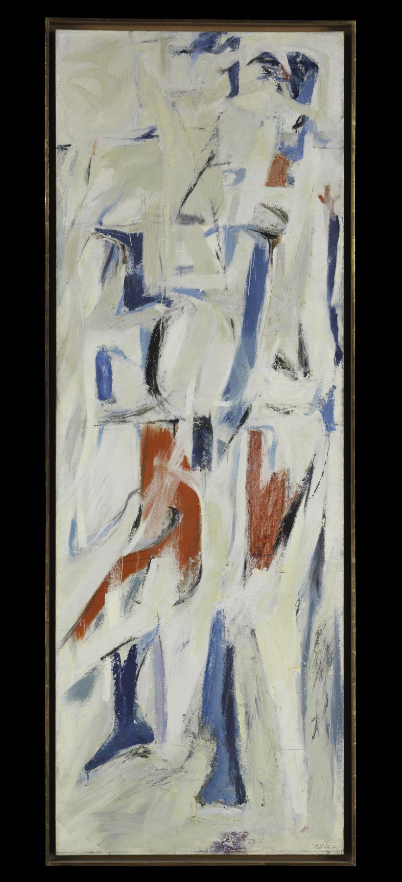 Adagio, 1953, Oil on canvas