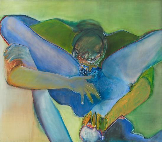 Joan Semmel, Untitled (1971)