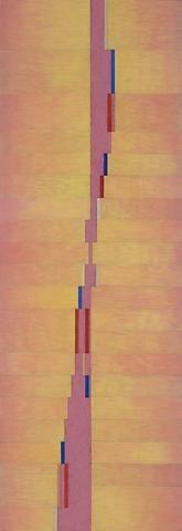 Up (2008) Oil on linen