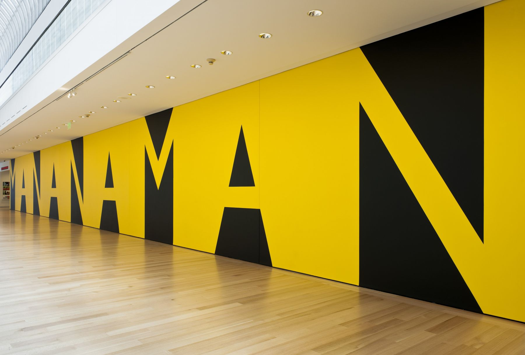 Mañana Man, 2011–13Installation view​Museum of Fine Arts, Boston, Linde Family Wing for Contemporary Art (2011–13)