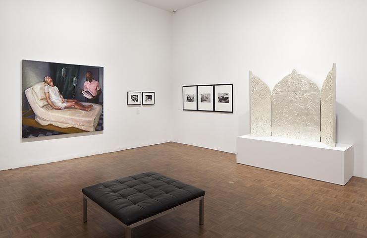 Left: Hugh Steers, Bed Pan (1994)