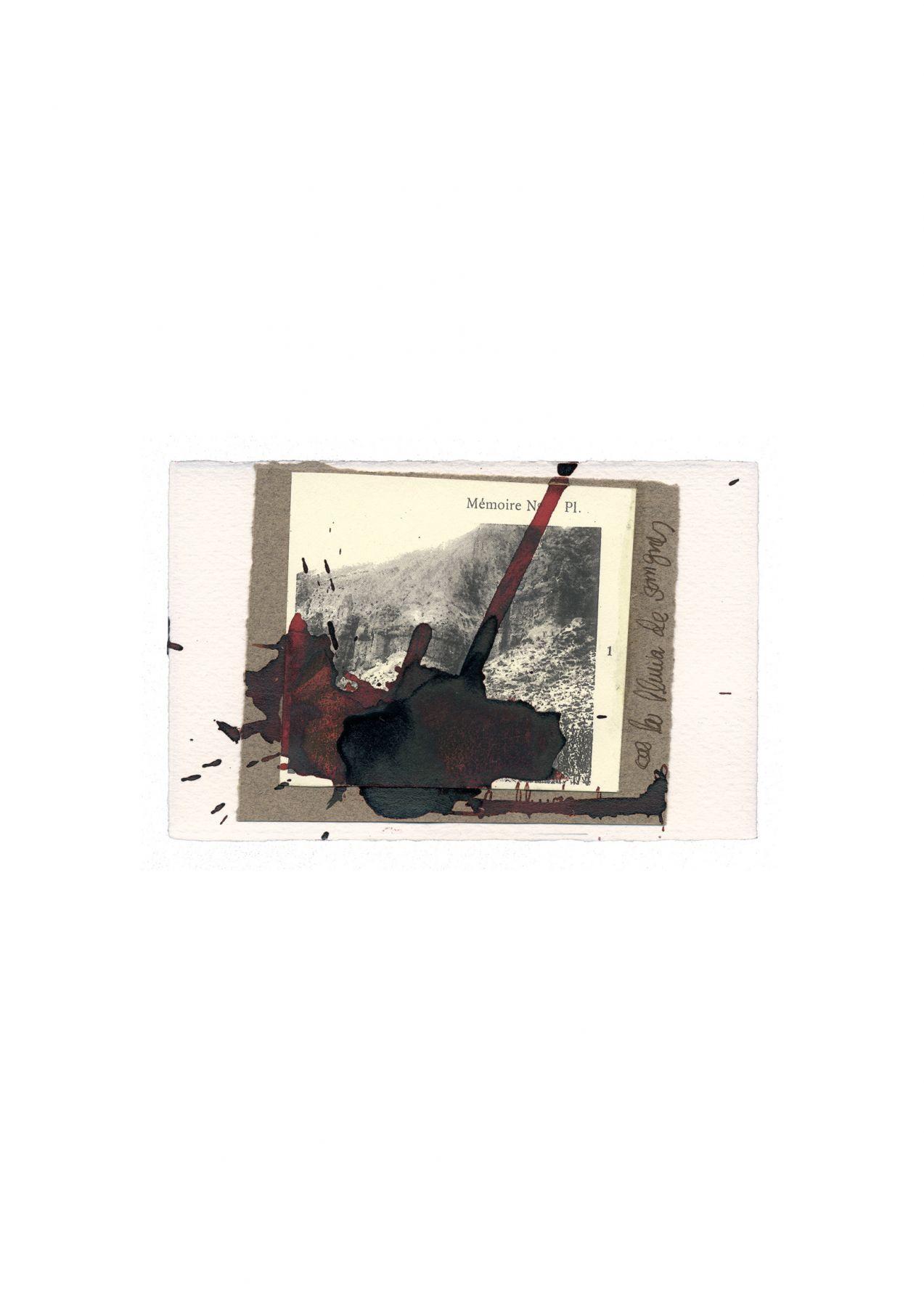 Mémoire N° . La lluvia de sangre, 2002–03