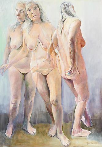Joan Semmel, The Unchosen (2011)