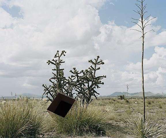 Single Cube Formation, No. 3, Marfa, TX (2011)