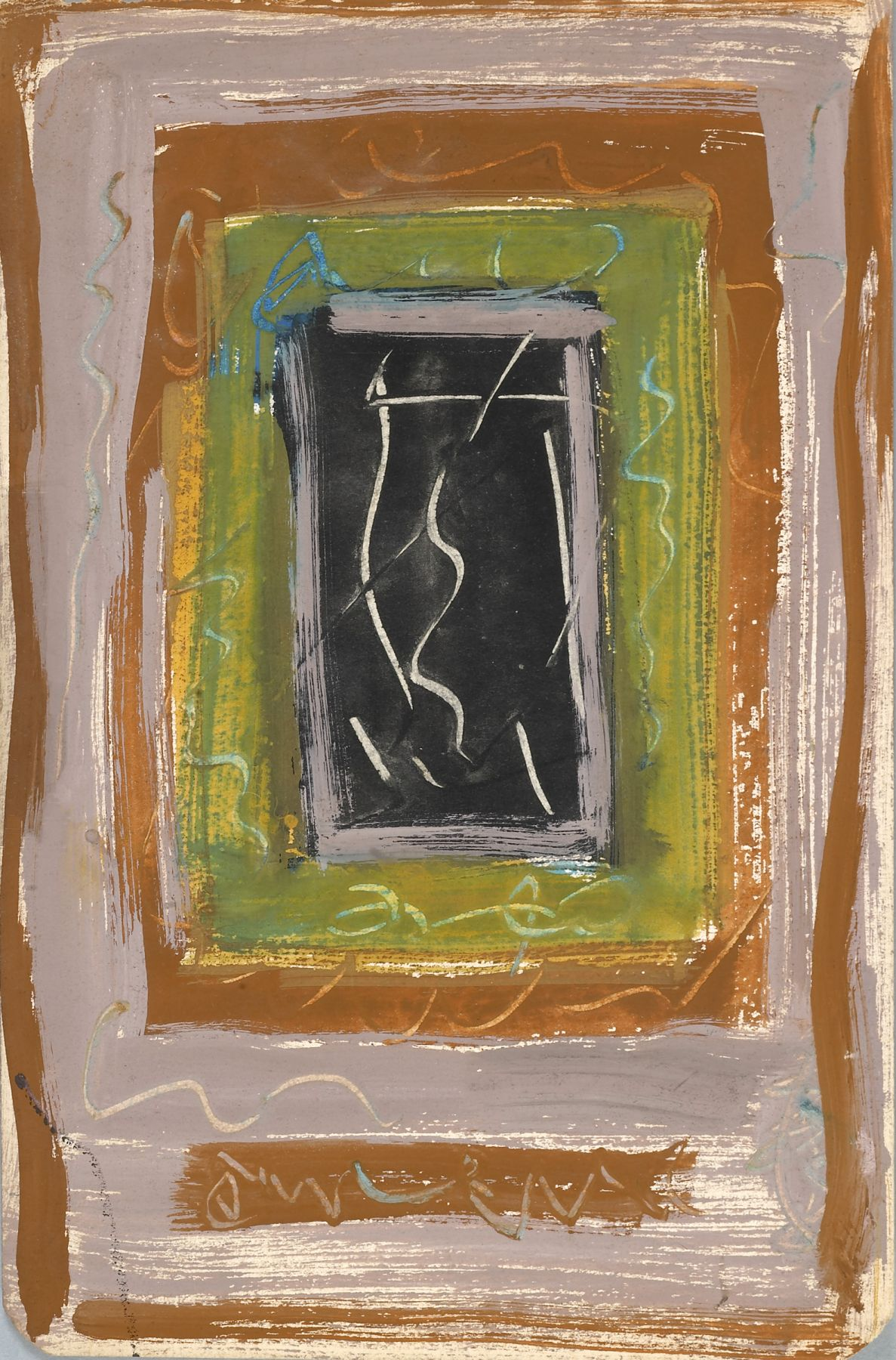 Betty Parsons, Southold, 1952