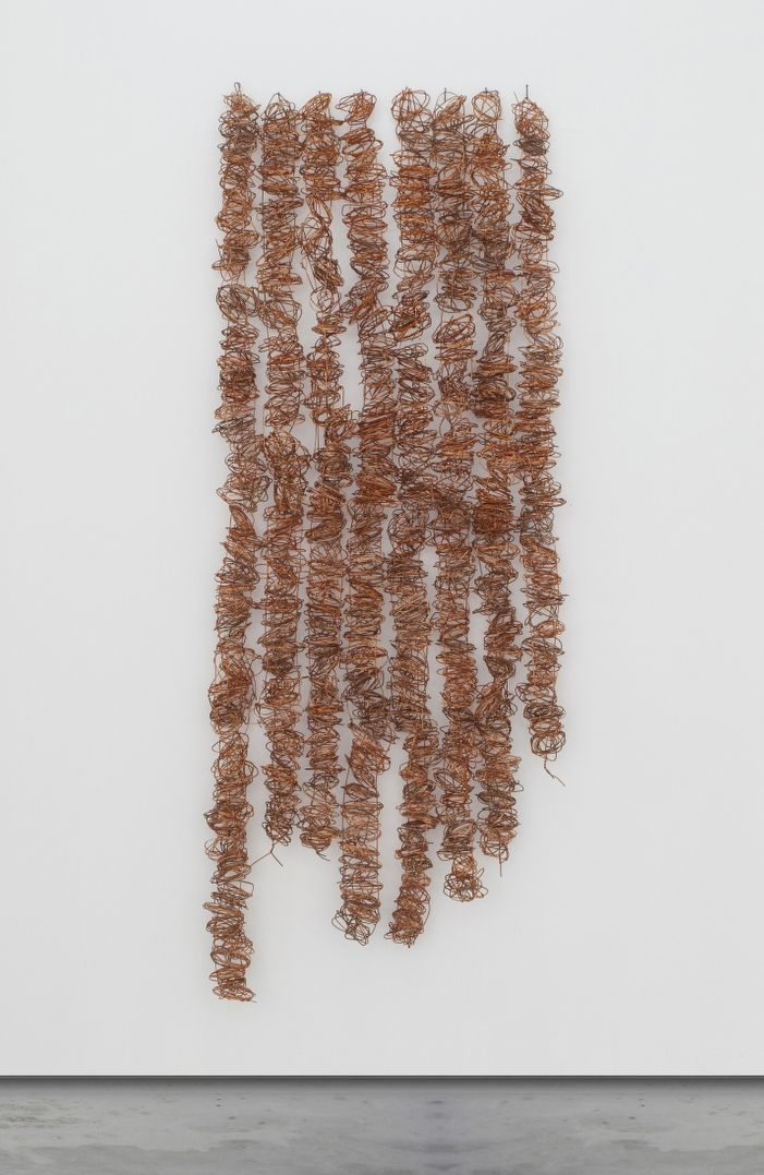 Copper no. 35, 2016, Copper wire