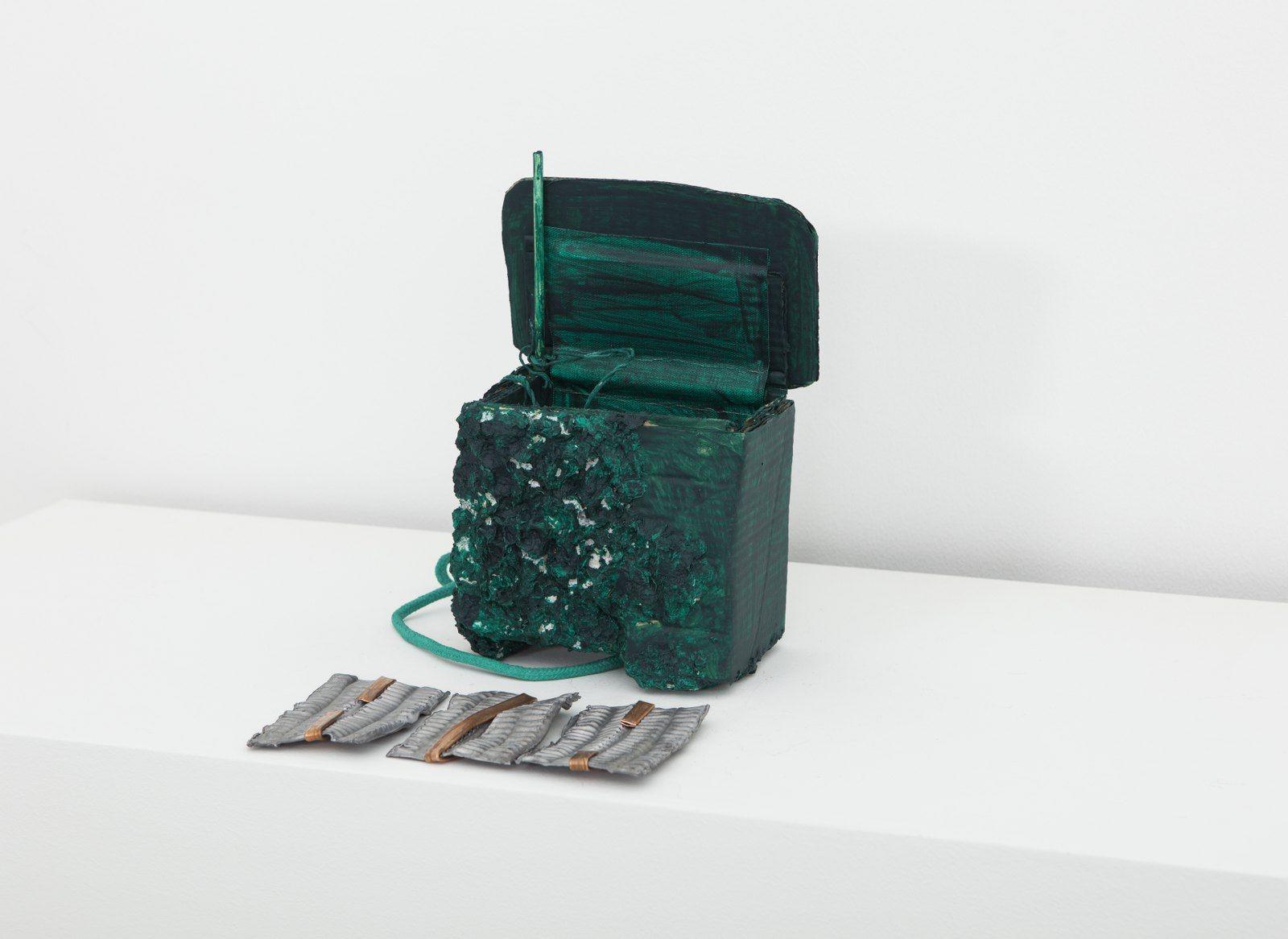 Box No 3 - Green, 2014