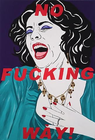No Fucking Way: from the Liz Taylor Series (Who's Afraid of Viriginia Woolf) (2006)