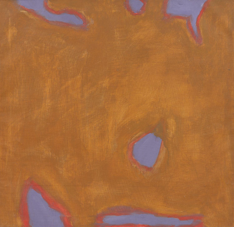 Autumn, 1965, Acrylic on canvas