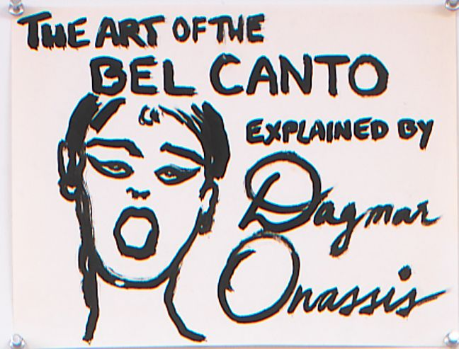 Untitled I, 1981, Acrylic on paper