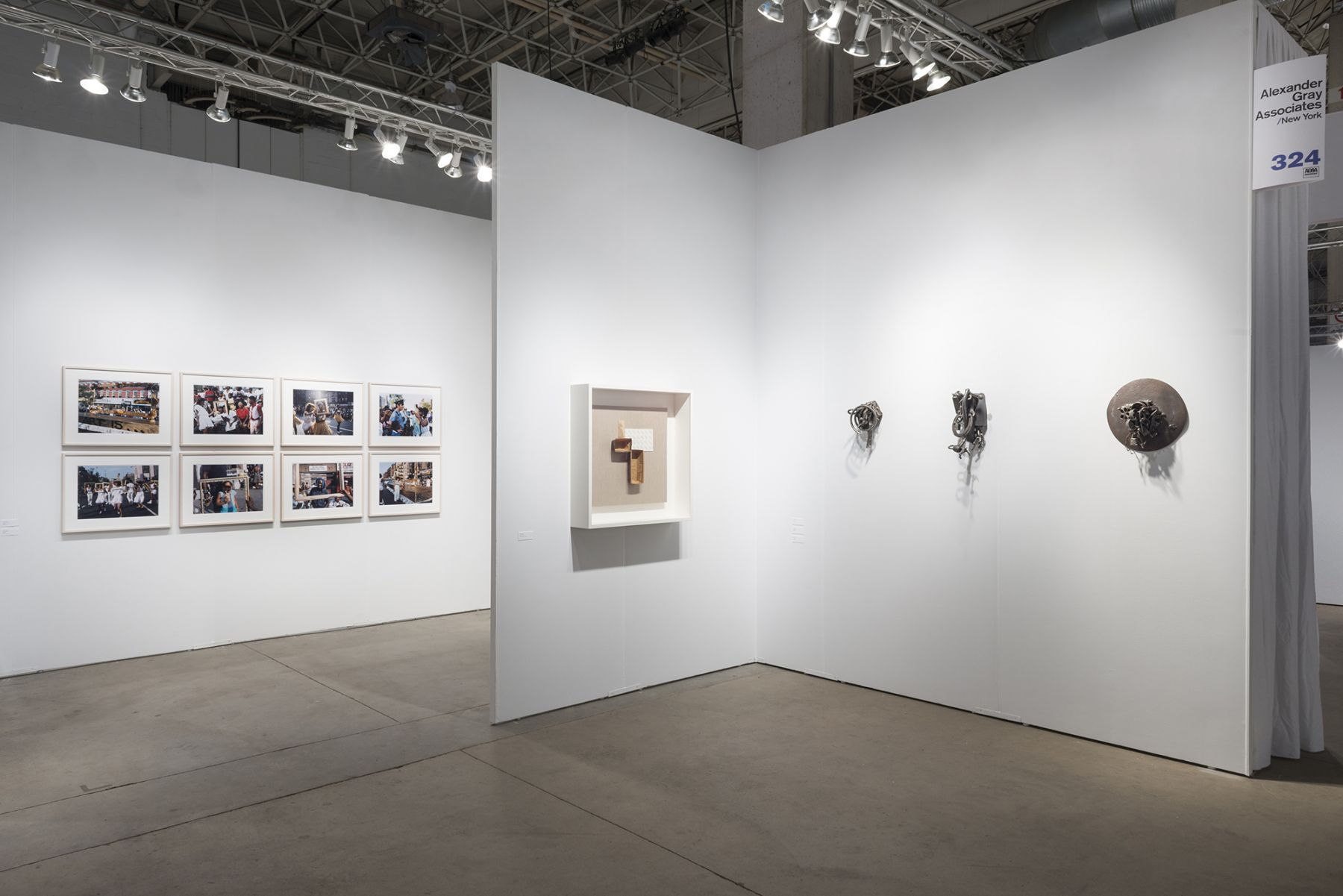Alexander Gray AssociatesExpo Chicago 2017​Installation view