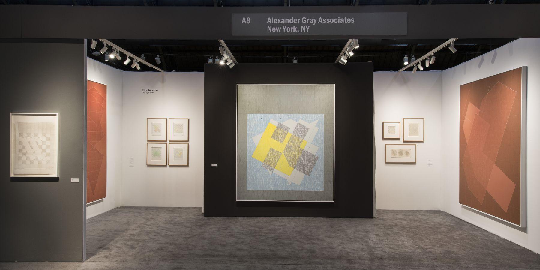 Alexander Gray Associates, ADAA: The Art Show 2016