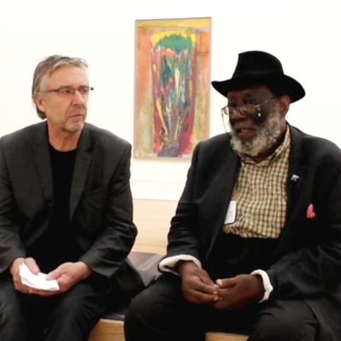 Abstract Critical: Frank Bowling Interview