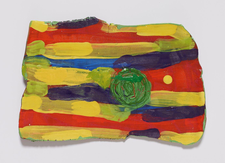 Mona, 2016, Terracotta and glaze