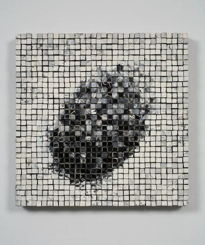Jack Whitten, Physis II (Dedicated to the Memory of David Budd), 1991