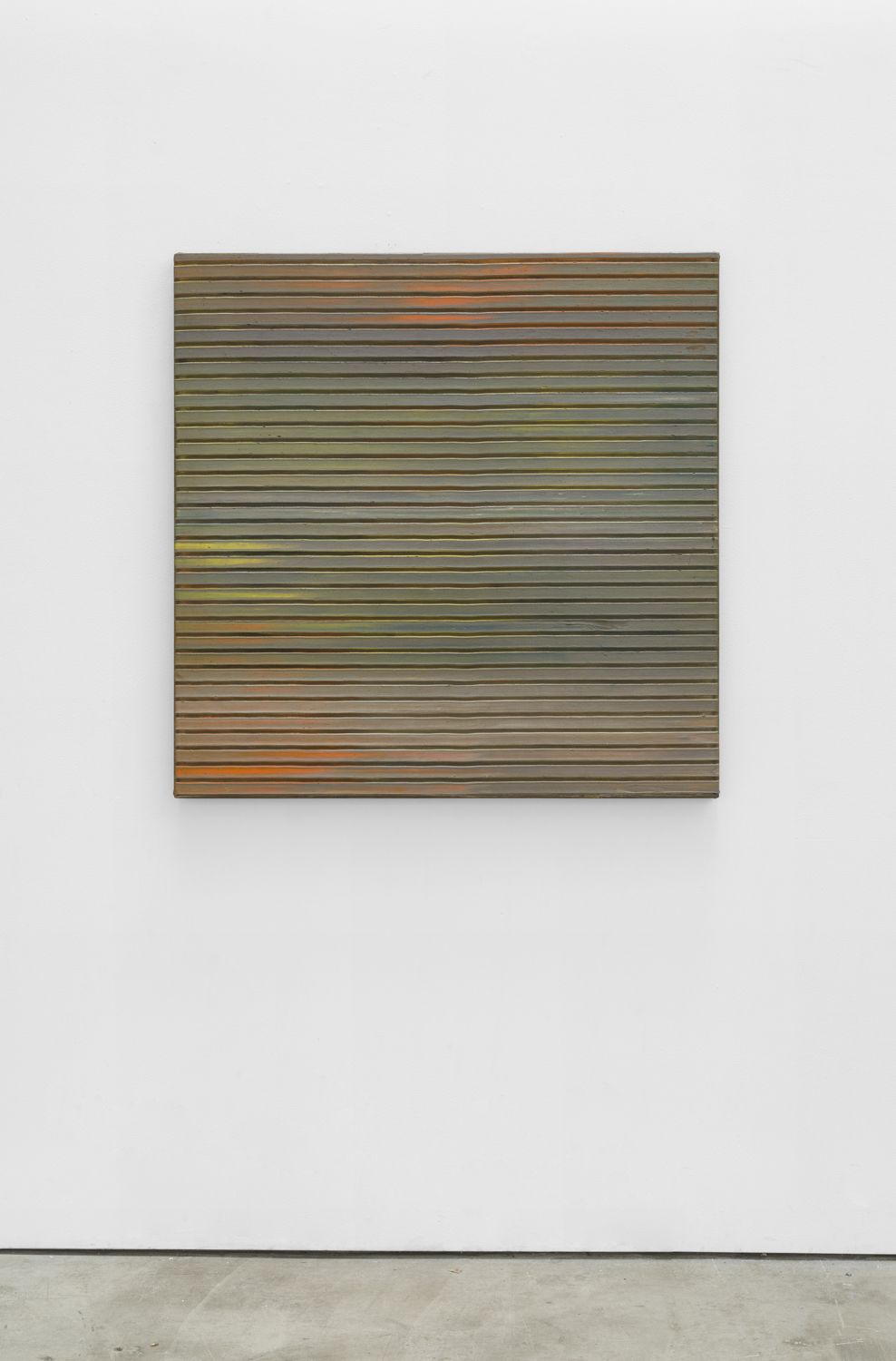 Jack Whitten, Untitled I, 1974–1975