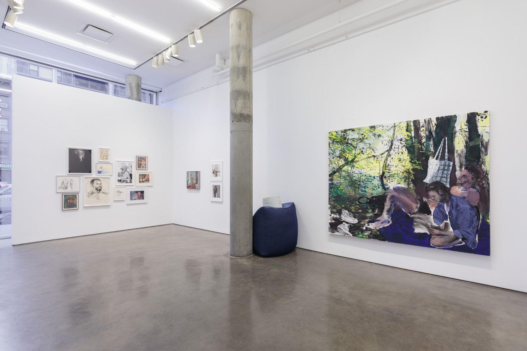 Intimacy, installation view, Yossi Milo Gallery, New York, NY (2018)