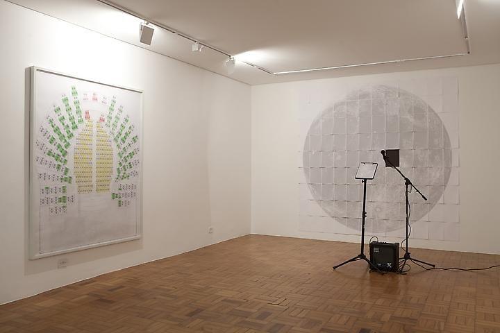 Admit One: Teatro Amazonas (2011) and Paper Moon (I create as I Speak) (2007)